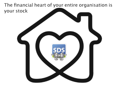 Financial heart of your organisation is the stock